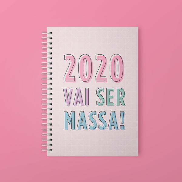 Planner digital 2020 Isabela Mascarenhas 2